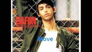 """Darin Zanyar CD """"Darin"""""""