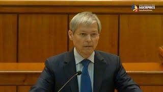Parlament - învestitură Guvern/ Cioloş: Haideţi să ne asumăm, împreună, un guvern