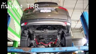 Mitsubishi Pajero Sport 2 5 VG Turbo ● T.R.R. Full Exhaust System ●