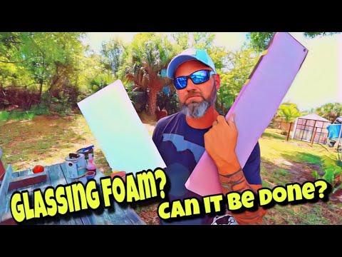 , title : 'How To Fiberglass Foam Board (on the cheap)