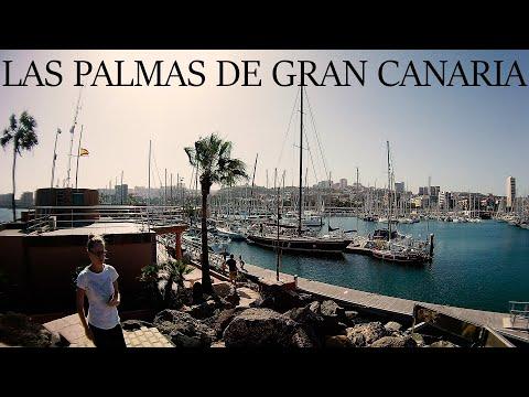 Las Palmas Gran Canaria 2019 HD
