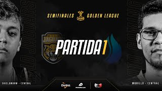 Wild Jaguars VS Loto Gaming | Semifinales | Golden League Playoffs | Mapa 1