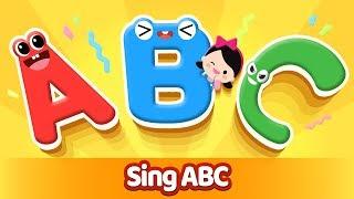 Sing ABC l Alphabet Song
