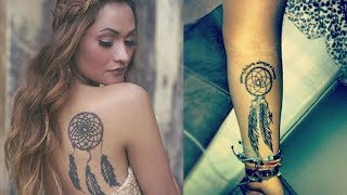 22 Dreamcatcher Tattoos That You'll Be DYING To Get Inked