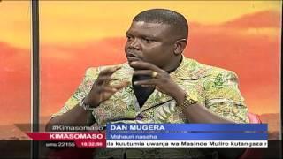 Kimasomaso - Chimbuko la Ukahaba: 'Ukahaba ulinilipia karo'