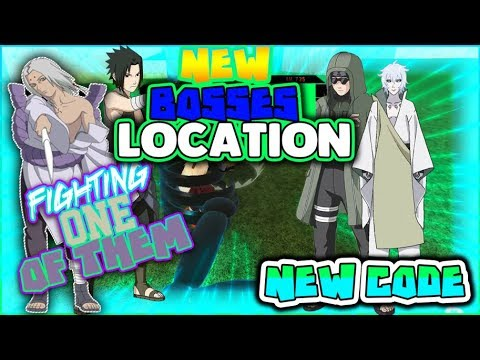 CODE] FIGHTING ITACHI AND MOMOSHIKI!! | ALL MISSIONS LOCATION