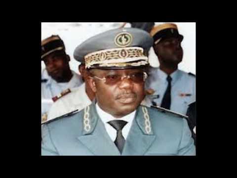 La mort du Général DABIRA. Denis Sassou lui a donné 1 coup KO! en famille