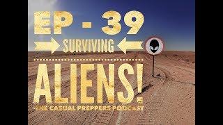 Surviving an Alien Invasion!