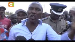 Wakaazi wa Kayole walalamikia kufungiwa barabara