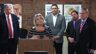 Local Recovery Center CEO Thanks Sen. Menendez for His Help in Combating the Opioid Epidemic
