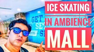 Ambience Mall Gurgaon Ice Skating, Iskate Ambience Mall, Ice Skating in Delhi (2018), Indianama