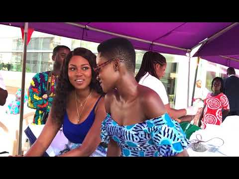 World Blood Donor Day with Yvonne Nelson