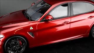 OttOmobile Alfa Romeo Giulia Quadrifoglio