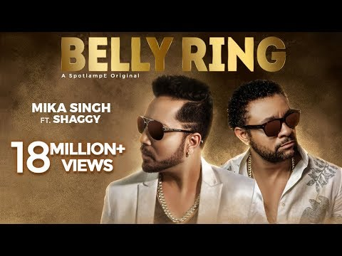 Belly Ring Mika Singh Ft Shaggy Official Video Latest Song 2019 Music Sound