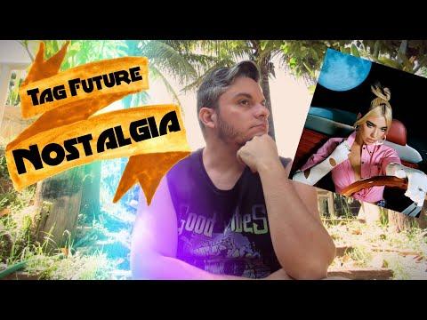 Book Tag Future Nostalgia