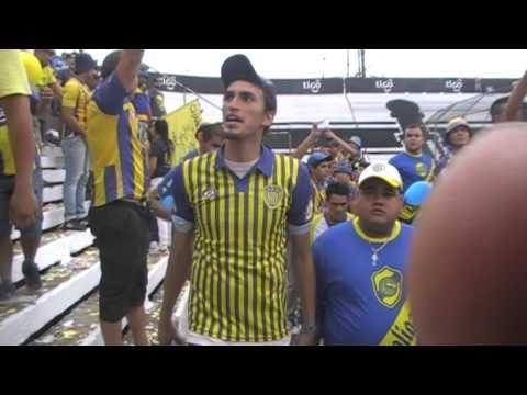 """chancholigan's 2 apertura olimlia 2014"" Barra: Chancholigans • Club: Sportivo Luqueño"