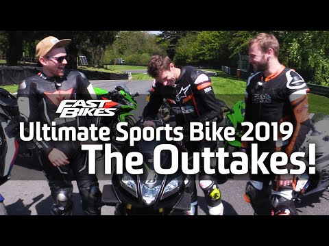 Ultimate Sports Bike 2019 – The Outtakes!