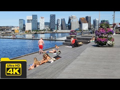 4K NORWAY, OSLO TRAVEL GUIDE VIDEO, Best