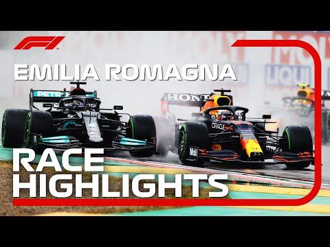 マックス・フェルスタッペンが優勝 F1第2戦エミリア・ロマーニャGP(イモラ)決勝レースのハイライト動画