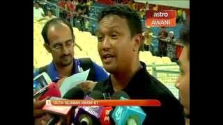 Detik Sejarah Johor DT - Fandi Ahmad