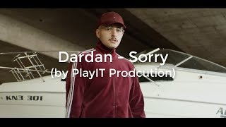 DARDAN   Sorry (lyrics)
