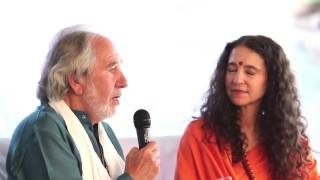 Self Over Situation    Sadhvi Bhagawati  Saraswati & Dr. Bruce Lipton