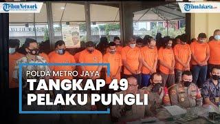 Presiden Telepon Kapolri soal Pungli di Tanjung Priok, 49 Orang Langsung Diringkus Polda Metro Jaya