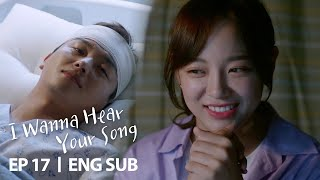 "Yeon Woo Jin ""Sing me a song until I fall asleep"" [I Wanna Hear Your Song Ep 17]"