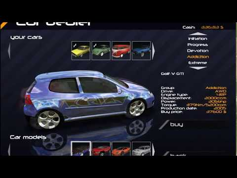 Volkswagen GTI Racing (Game)