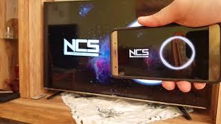 Hisense H55MEC3050 4k TV Anywhere Cast Smartphone auf TV übertragen streamen