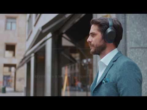 Наушники Sony MDR-1000X видео 1