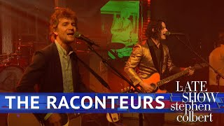 The Raconteurs Perform 'Help Me Stranger'