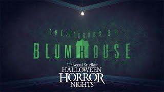 Blumhouse Returns to Universal Studios' 'Halloween Horror Nights'