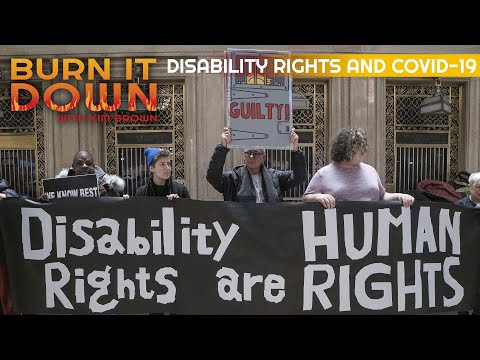 Dehumanizing the disabled won't end with a Dem in office