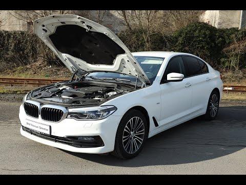 BMW 520d xDrive, 140kW SportLine