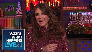 Why Elizabeth Hurley Was Disappointed With 'The Royals' Finale | WWHL