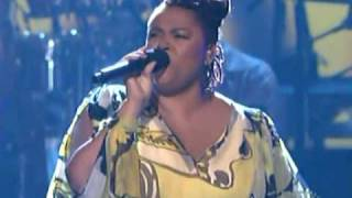 """Jill Scott Covers """"I'm Still In Love With You"""" by Al Green. PLUS- Anthony Hamilton!"""