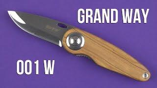 Grand Way 001 W - відео 1