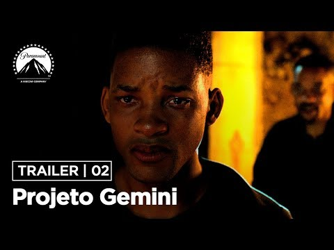 Projeto Gemini | Trailer #2 | DUB | Paramount Brasil