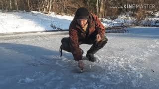 Как сделать экран на зимнюю рыбалку
