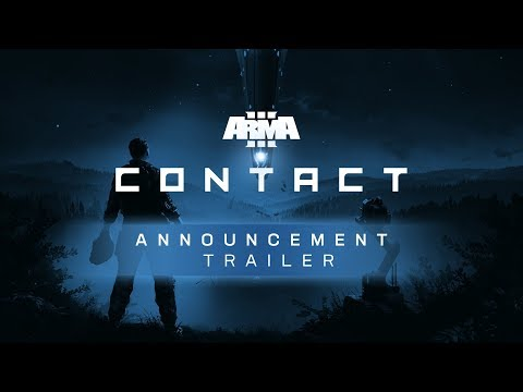 Arma 3 Contact - Announcement Trailer thumbnail
