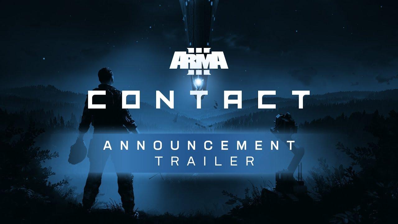 BOHEMIA INTERACTIVE PRESENTS ARMA 3 CONTACT   News   Arma 3
