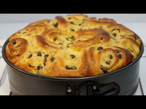 Recette du g teau chinois la cr me par herv cuisine - Youtube herve cuisine ...
