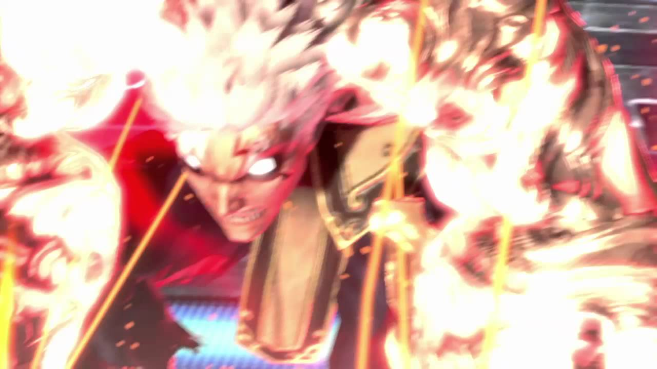 The True Ending Of Asura's Wrath Drops Next Month, Followed By Street Fighter