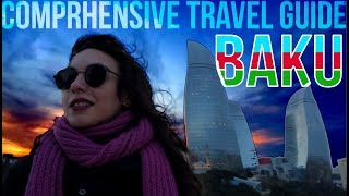 Travel Guide - Baku | Info about Hotels, Flight, Food and Transportation with cost