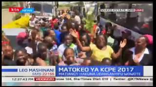 Shamra shamra za matokeo ya KCPE 2017 zatanda mjini Nairobi