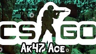 CSGO  The AK47 Ace