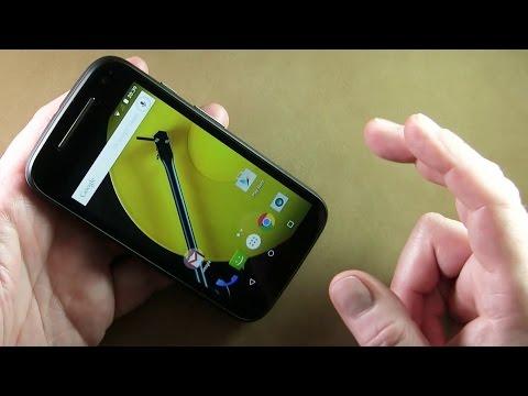 LTE und Android 5 für kleines Geld - Motorola Moto E 4G im Mobiwatch-Hands-on | deutsch / german