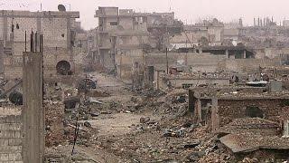 سفر بیبیسی فارسی به کوبانی؛ شهری ایستاده بر ویرانه ها