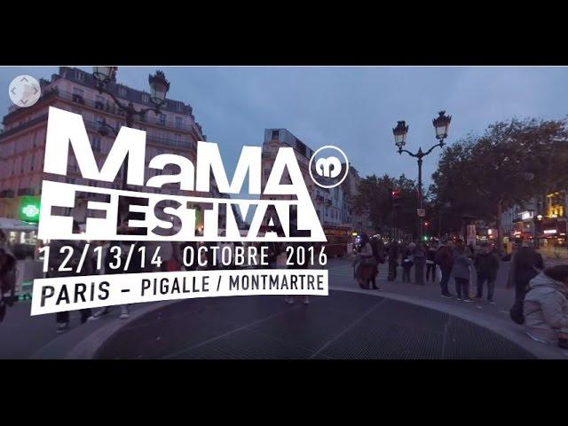 MaMa Festival - VR